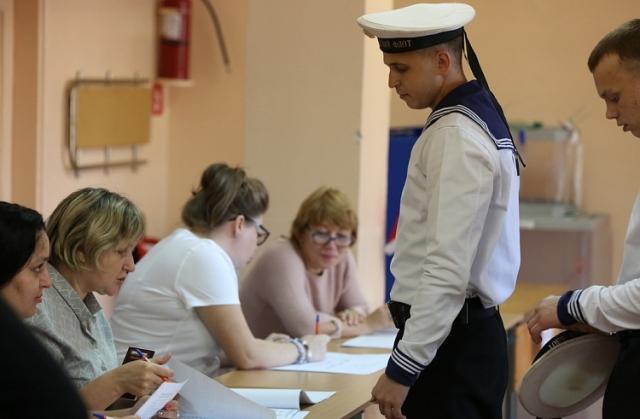 Член ОП Максим Григорьев: Подсчет голосов в Приморье идет в штатном режиме