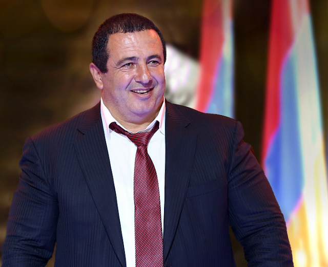 Гагик Царукян