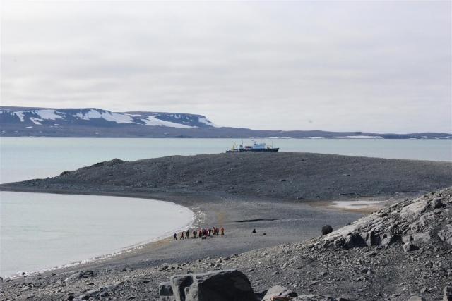Делегация Комитета Санкт-Петербурга по делам Арктики посетила Архангельск