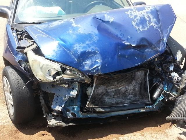 В Киеве водитель такси травмировал двух женщин