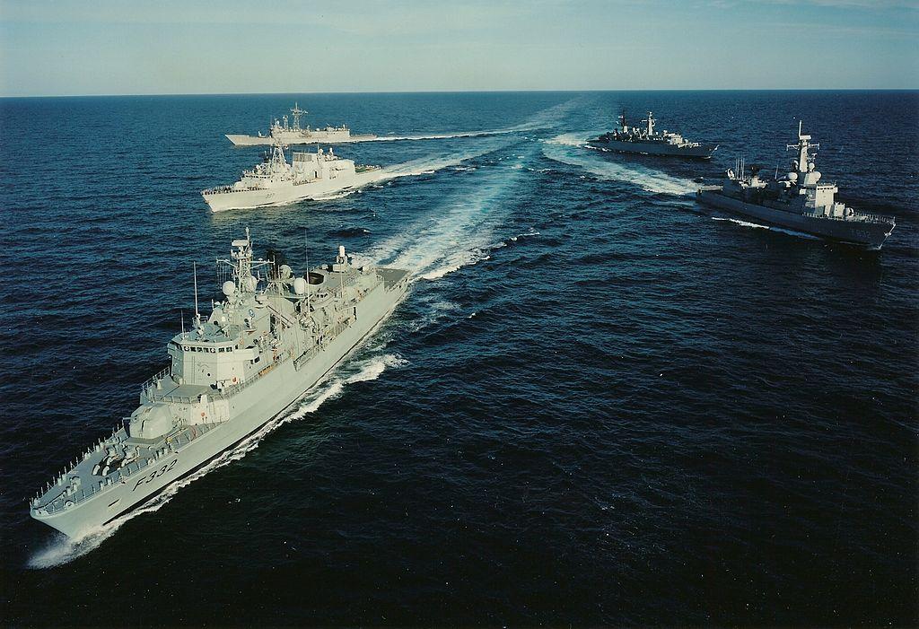 Флот НАТО