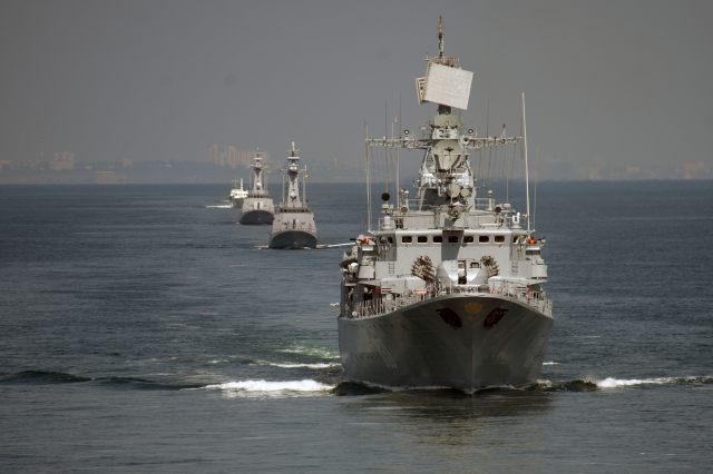 Киев «обезопасит» себя в Азовском море военно-морской базой