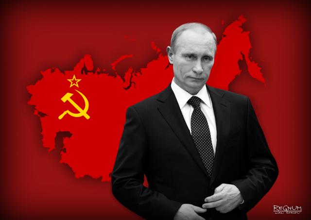 Самый трудный президентский срок Владимира Путина