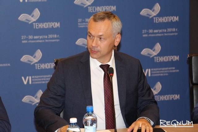 Новый губернатор снова готов обновить Новосибирскую область?