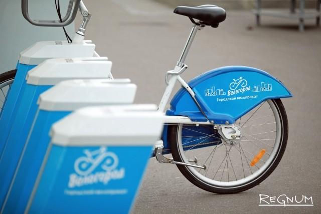 Велодорожки проложат в «спальных» районах на севере и юге Петербурга