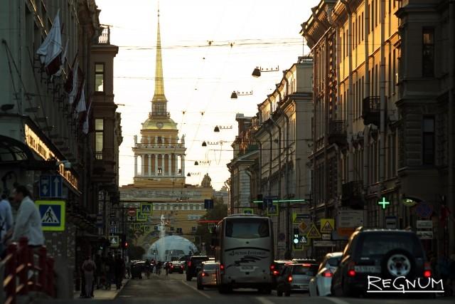 В Петербурге поставлен новый рекорд сентябрьского тепла