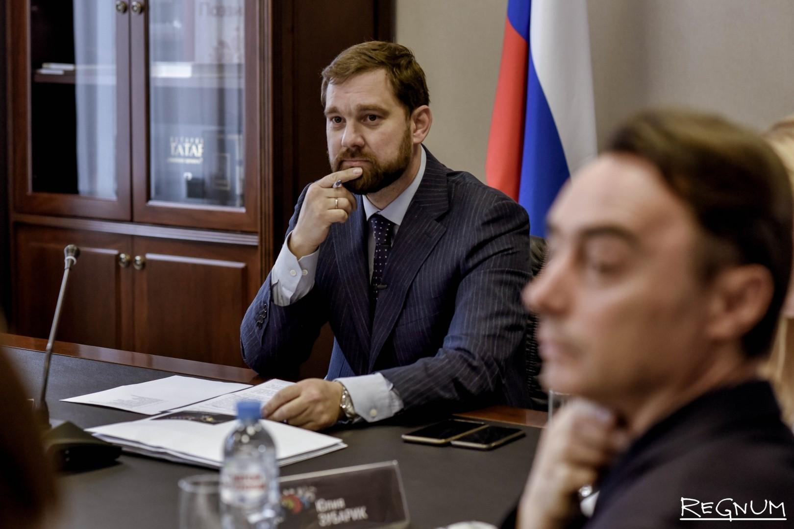 Игорь криушин тамбов фото