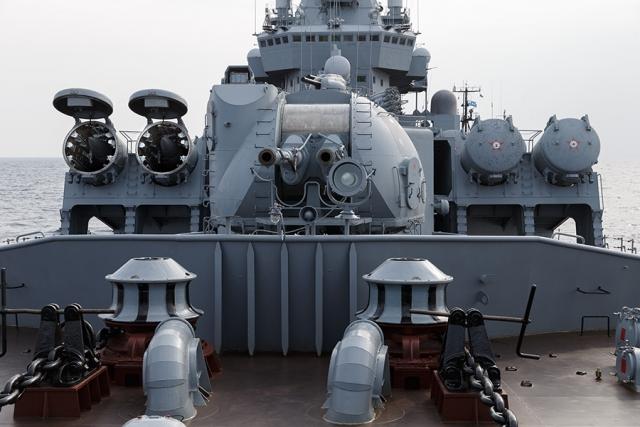 ВМФ России объявил о закрытии нескольких районов Средиземноморья