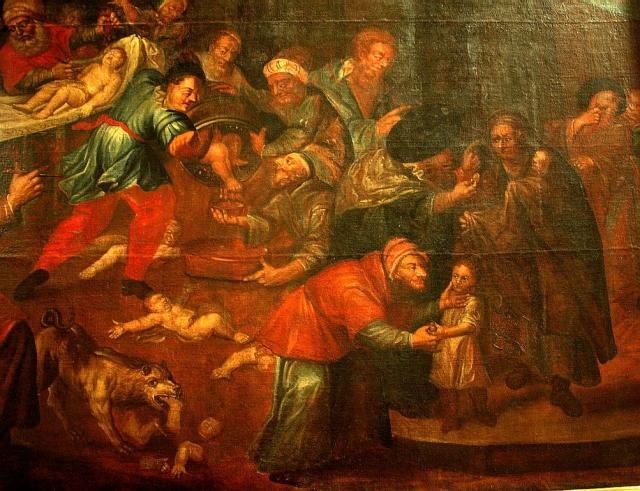 Шарль де Прево. Кровавый навет. ХVIII век