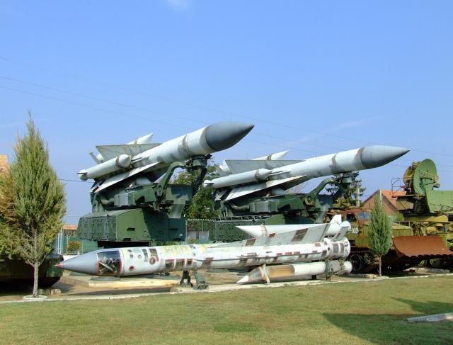 ЗРК С-200, с помощью которого сбили Ил-20