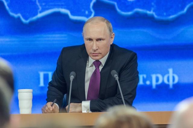 Путин поздравил Армению с независимостью