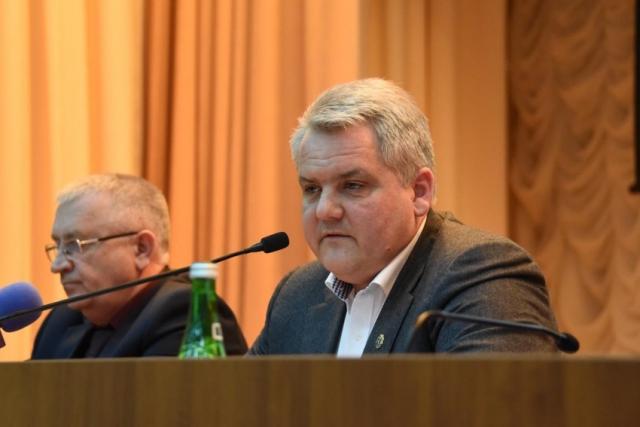 Мэр Белгорода Константин Полежаев назначен на второй срок