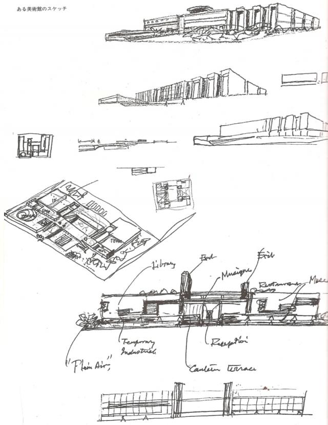 Кунио Маекава – витальность в пределах отдельных зданий