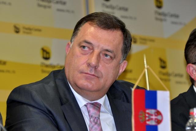 Лаврова наградили орденом Республики Сербской