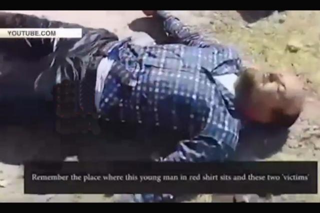Агентство SANA распространило видеоролик «химической атаки» в Идлибе