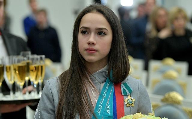Алина Загитова считает, что у ней нет звездной болезни