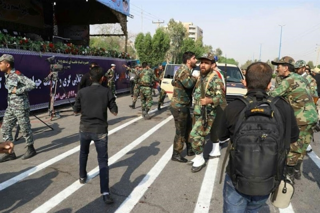 После теракта в Ахвазе