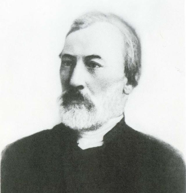 Константин Леонтьев в 1880 году