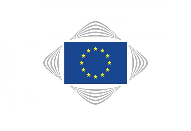 Логотип Комитета регионов в структуре Евросоюза