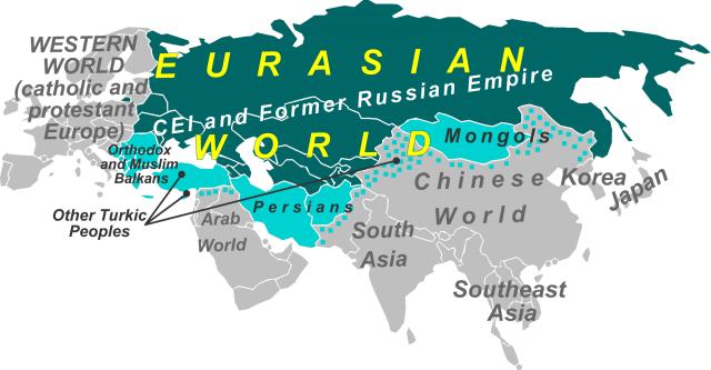 Евразийский мир
