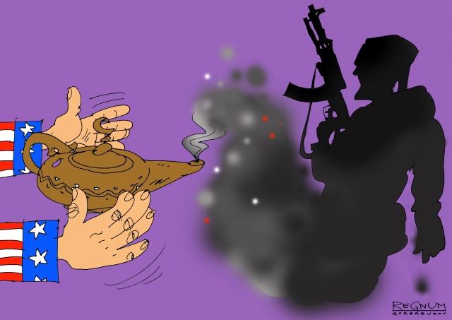 США вывезли главарей террористов из Дейр-эз-Зора