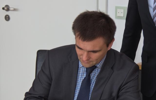 В Раде призвали к отставке главы МИД Украины Климкина