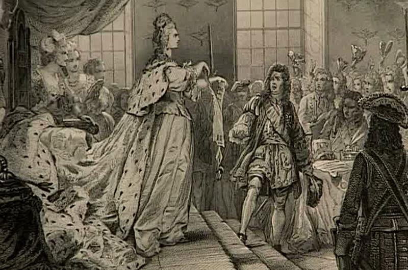 Анна Иоанновна разрывает «Кондиции»