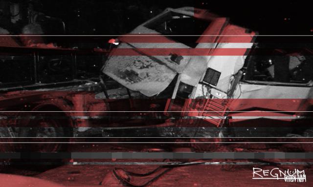 В Ростовской области погибли в ДТП три человека