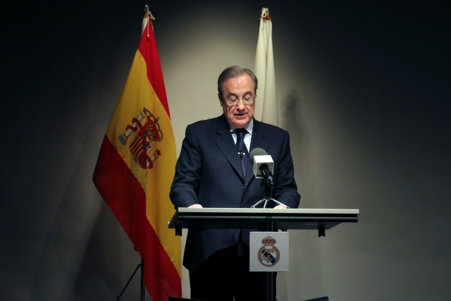 Президент ФК «Реал»: «Мы не собираемся играть в США»