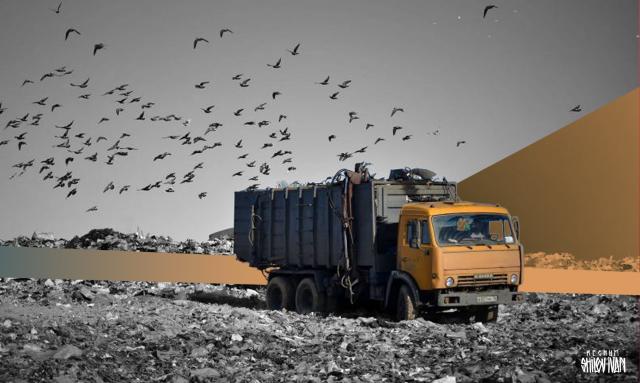 Челябинск превратился в свалку: ситуация предчрезвычайная