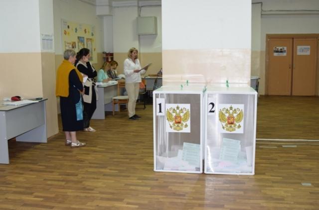 Во владимирский ТИК не пускали председателей участковых комиссий