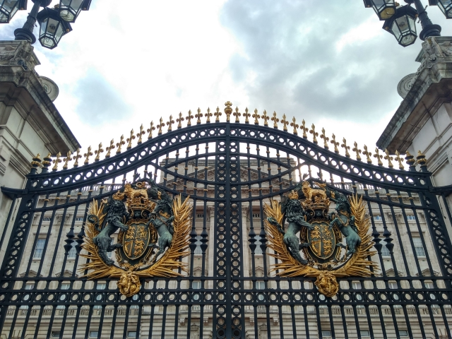 В Букингемский дворец пытался войти мужчина с электрошокером