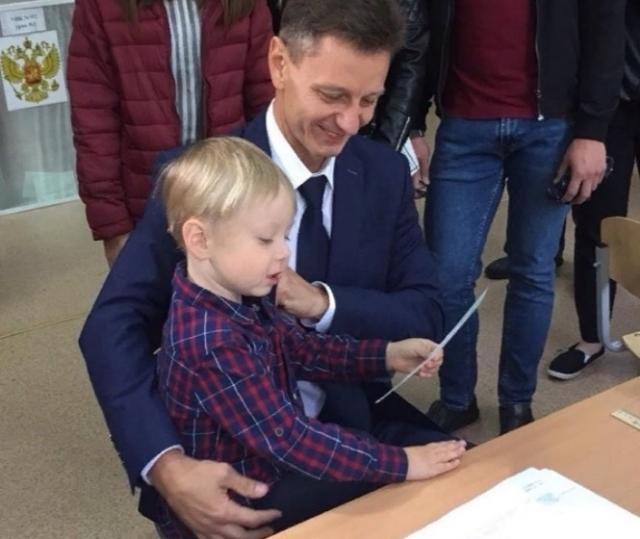 Кандидат от ЛДПР побеждает на выборах губернатора Владимирской области