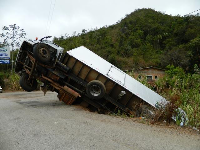 В крупном ДТП на Кубе пострадали 36 человек