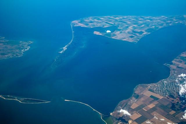 Украина обвинила РФ в «нарушении международных правил» в Керченском проливе