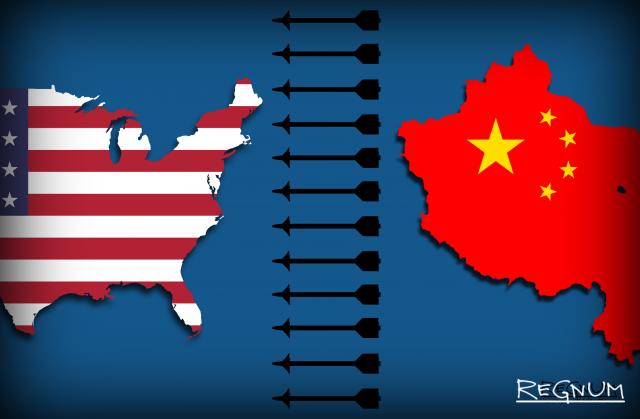 Торговые войны набирают обороты: Китай ввел пошлины на импорт из США
