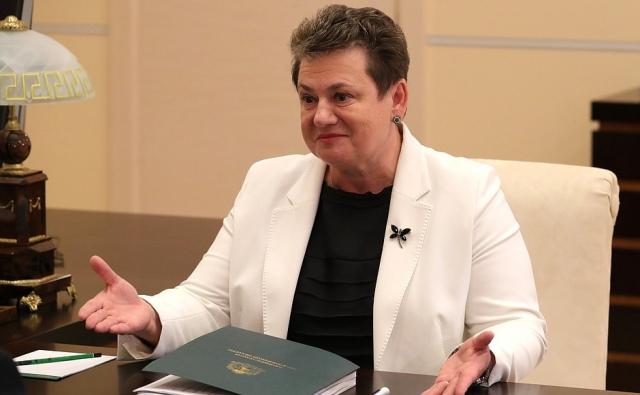 Светлана Орлова признала поражение на выборах владимирского губернатора