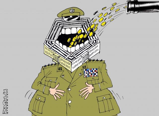 Военный бюджет