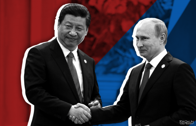 Почему Россия и Китай находятся в одной геополитической лодке