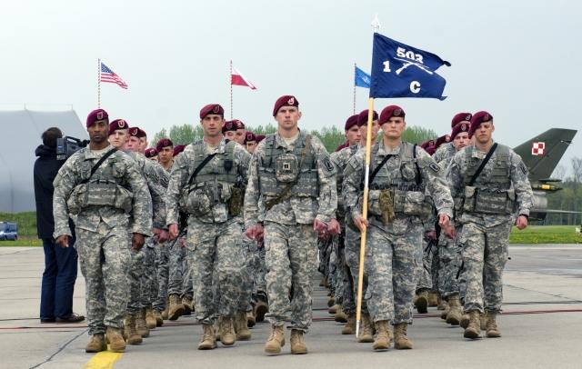 Пентагон: США еще не решили разместить военную базу в Польше