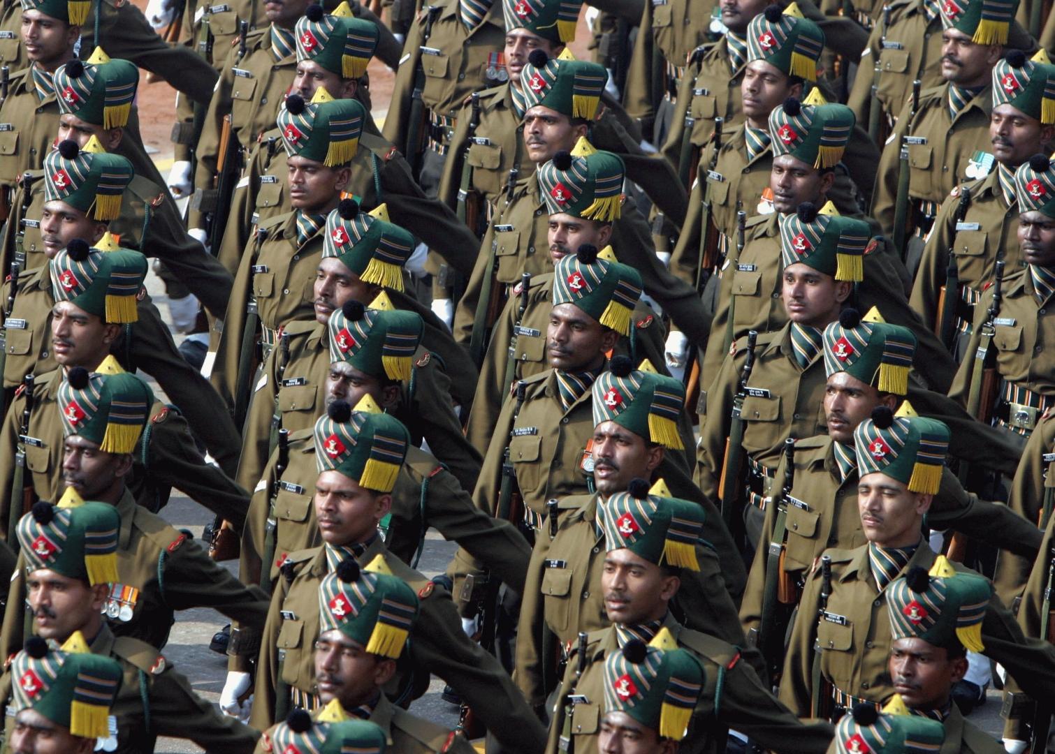 Главная слабость индийской армии...