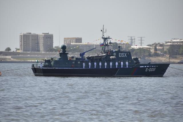 Азербайджанские моряки примут участие в учениях НАТО