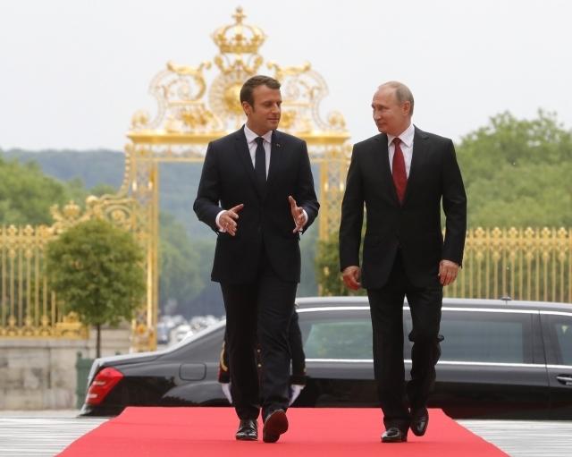 Владимир Путин в ноябре совершит визит во Францию