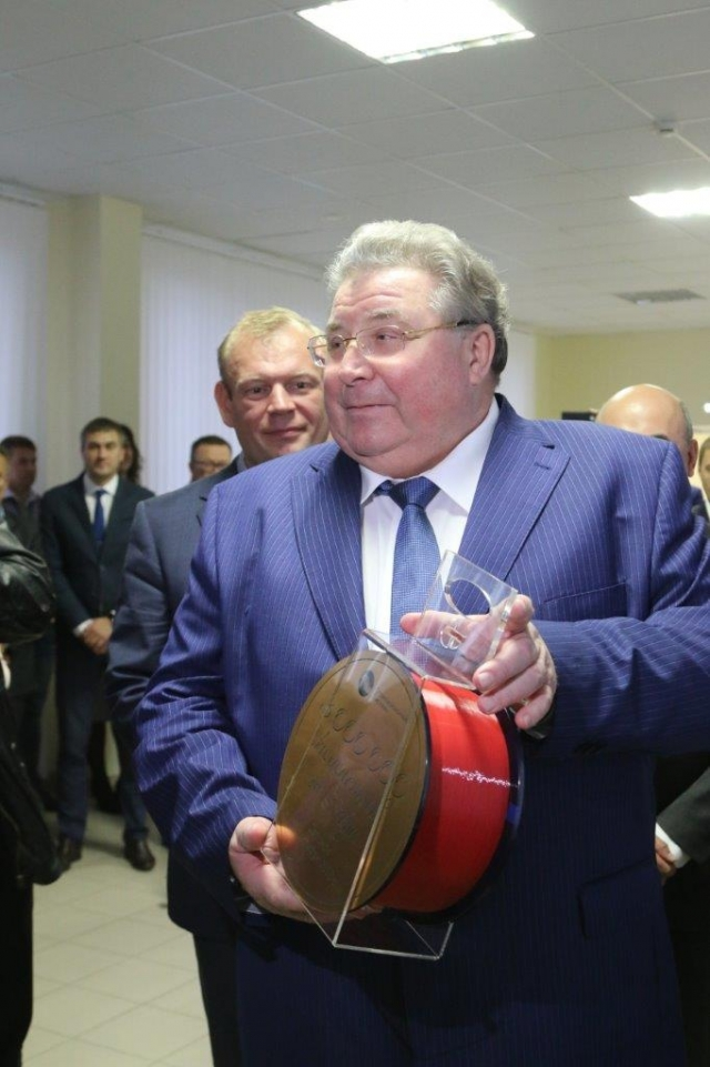 В Мордовии произвели 3 млн километров оптоволокна