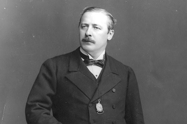 Ивлин Бэринг, 1-й граф Кроумер