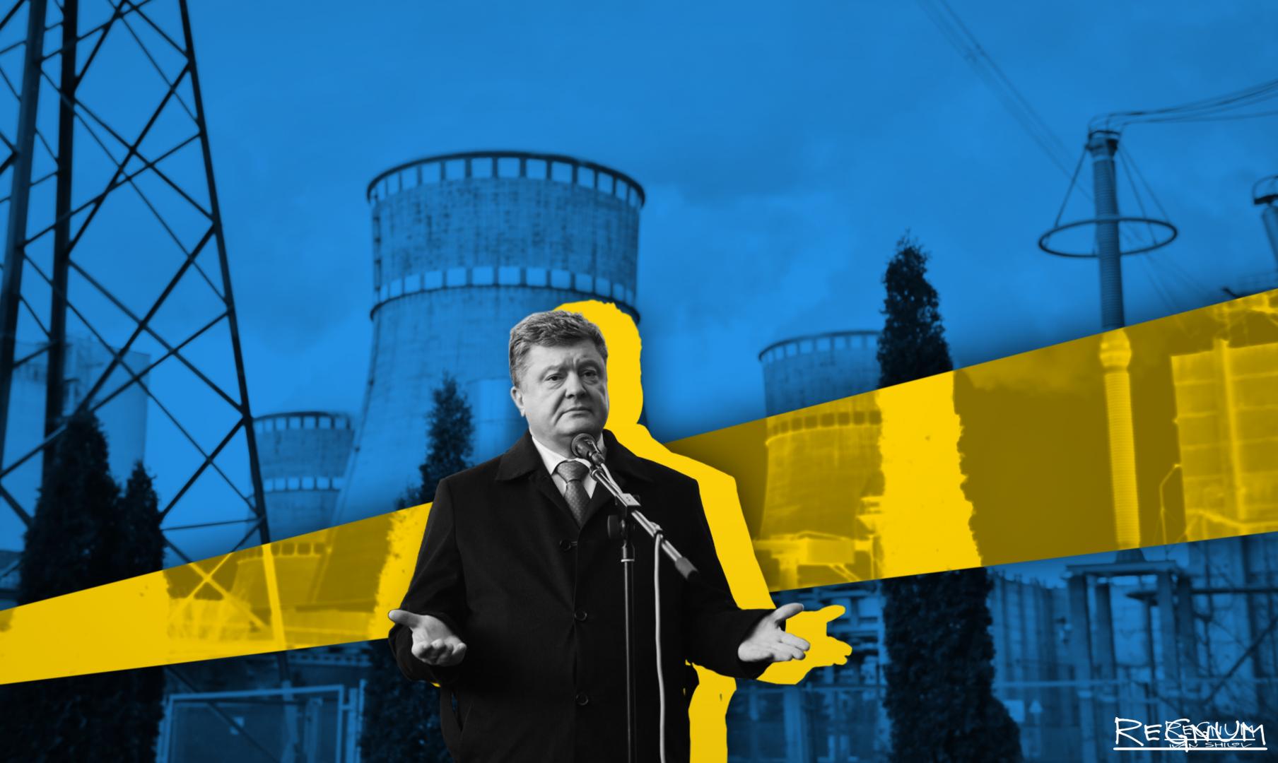 Энергетика Украины
