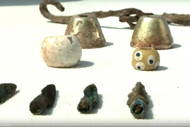 Охранный статус не помог: в Оренбуржье разграблен сарматский некрополь