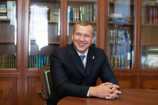 Врио астраханского губернатора обещает преумножить достижения региона
