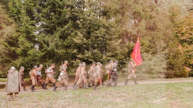 Под Калугой прошёл IX Военно-исторический праздник «Красные юнкера»