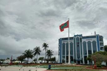Площадь республики, Мале, Мальдивы